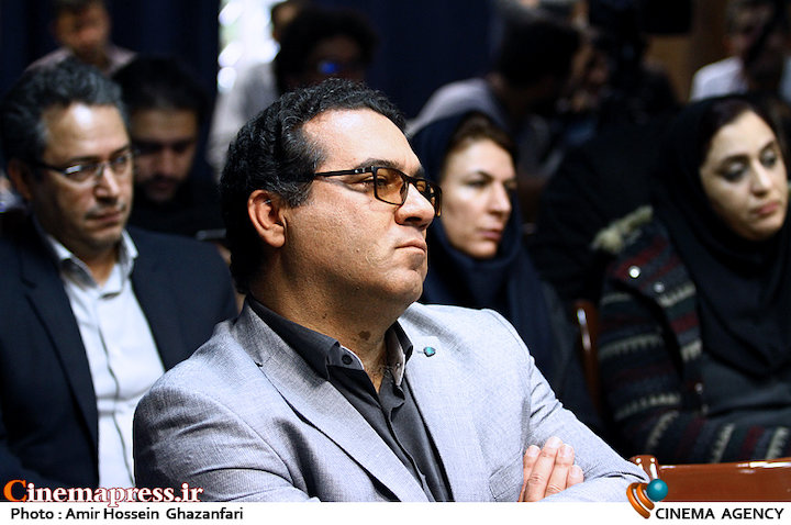 سید روح الله حسینی در نشست مطبوعاتی «دومین جایزه پژوهشی سینمایی سال»