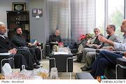 جلسه شورای اندیشه ورزی شبکه قرآن و معارف سیما