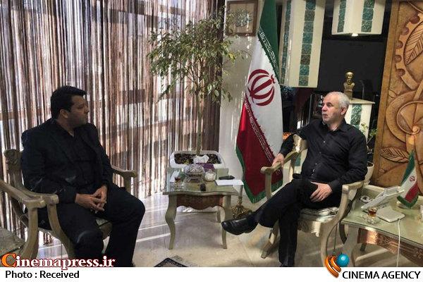 محمد خزاعی و سعید اوحدی