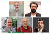 رییس و اعضای شورای سیاستگذاری جشنواره پویانمایی