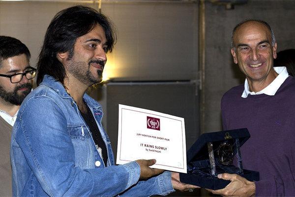 ایتالیاییها به سعید نجاتی و شهریار پورسیدیان سه جایزه دادند