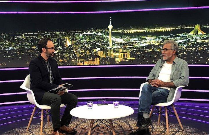 بهروز افخمی در برنامه «باهمستان سینما»