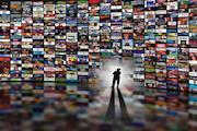 نمایش ویدیوی آنلاین (VOD و IPTV)