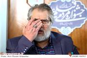 نادر طالب زاده در نشست خبری نهمین جشنواره فیلم مردمی عمار