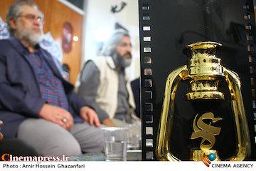عکس/ نشست خبری نهمین جشنواره فیلم مردمی عمار