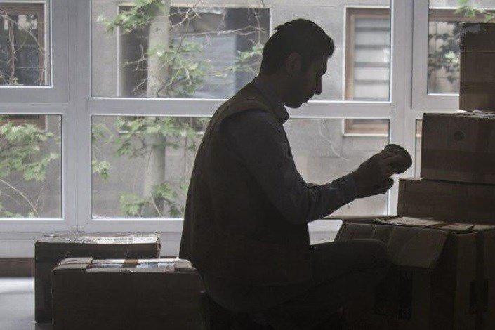 فیلم کوتاه «باربرها»
