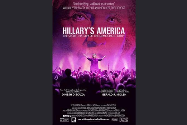 مستند «آمریکای هیلاری»