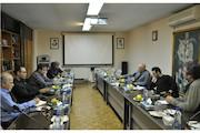 نشست مسئولان مرکز گسترش سینمای مستند و تجربی با هیات مدیره جدید انجمن صنفی کارگردانان سینمای مستند