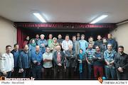 اعضای هیات مدیره انجمن طراحان پوستر خانه تئاتر
