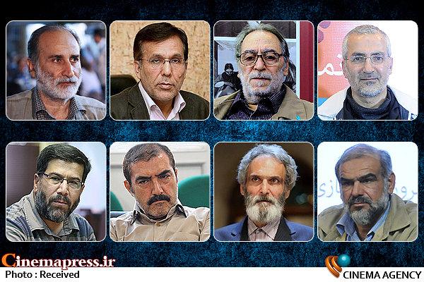 سیدزاده-آقامحمدیان-قهرمانی-بهمنی-توکلی-الماسی-حر-بهمنی