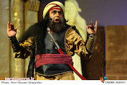 نمایش «الشمس تشرق من حلب»