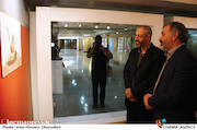 افتتاح نمایشگاه کاریکاتور «دونالد سلمان»