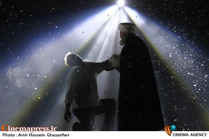 عکس/ نمایش میدانی «رسول»