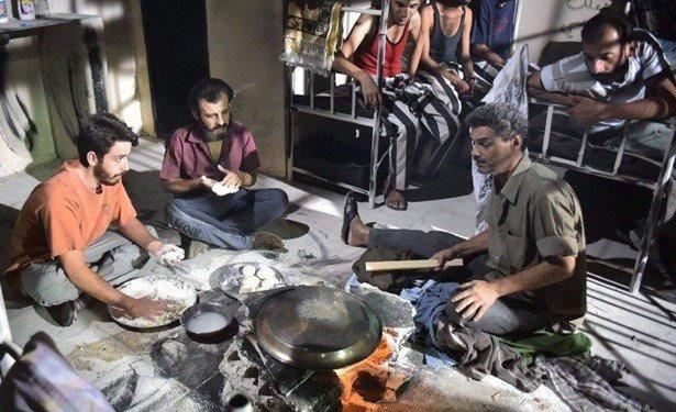 فیلم «زندان حلب»