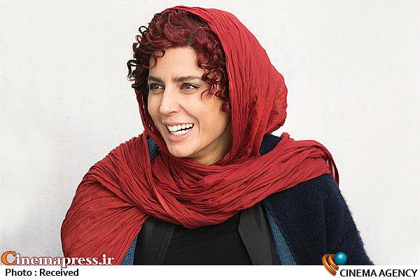 نخستین تصویر از لیلا حاتمی در سریال «نهنگ آبی»
