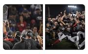قهرمانی تیم بیسبال ردساکس