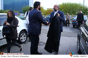 بازدید رئیس سازمان سینمایی از سی و پنجمین جشنواره فیلم کوتاه تهران