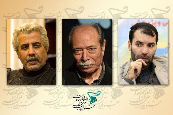 برگزاری کارگاههای انتقال تجربه پانزدهمین جشنواره بینالمللی فیلم «مقاومت»  با حضور علی نصیریان، احمدرضا درویش و مسعود دهنمکی