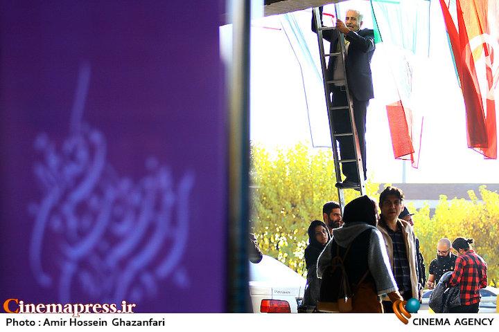 عکس/ سی و پنجمین جشنواره بین المللی فیلم کوتاه تهران-۳