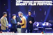 مراسم اختتامیه سی و پنجمین جشنواره بین المللی فیلم کوتاه تهران