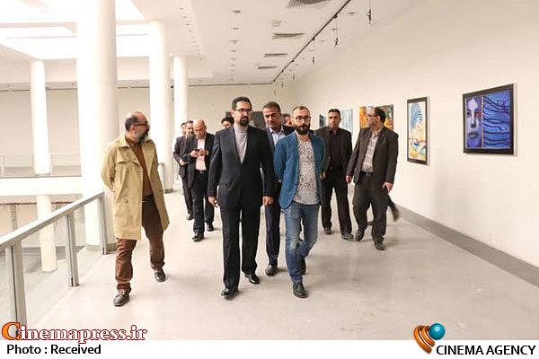 سیدمجتبی حسینی در سفر به خوزستان و منطقه آزاد اروند