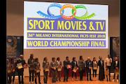 جشنواره جهانی فیلمهای ورزشی ۲۰۱۸