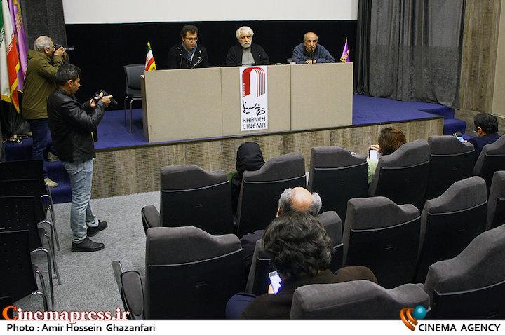 نشست خبری جشن کتاب سال سینمای ایران