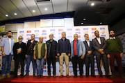 مراسم افتتاحیه فیلم سینمایی «سرو زیر آب»