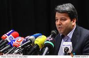 محمد خزاعی در نشست خبری پانزدهمین جشنواره بین المللی فیلم مقاومت
