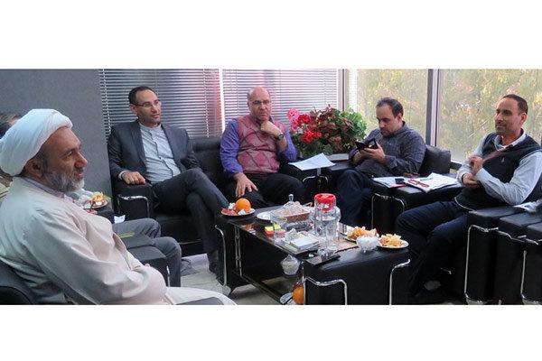 نخستین جلسه شورای مدیران شبکه قرآن و معارف با سرپرستی حجت الاسلام محسن عرفاتی