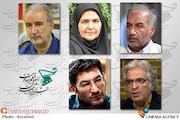 داوران فیلمهای کوتاه مسابقه سینمای ملی پانزدهمین جشنواره فیلم «مقاومت»