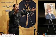 علی ملاقلیپور در رونمایی از مستند «راه طی شده»