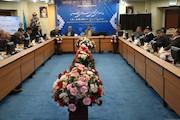 شاه آبادی در نشست با روسای انجمنهای علمی پزشکی کشور