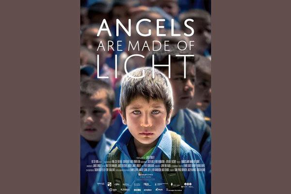 مستند «فرشتهها از جنس نورند»