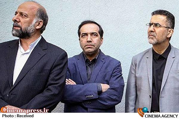 حسین انتظامی - ایوبی - حیدریان
