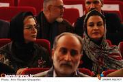 مریلا و ملیکا زارعی در افتتاحیه پانزدهمین جشنواره بین المللی فیلم مقاومت