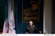 سخنرانی سردار محمدعلی جعفری در افتتاحیه پانزدهمین جشنواره بین المللی فیلم مقاومت
