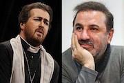 بهنام شرفی و علی سلیمانی