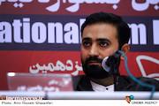 وحید یامین پور در پانزدهمین جشنواره بین المللی فیلم مقاومت