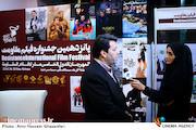 محمد خزاعی در پانزدهمین جشنواره بین المللی فیلم مقاومت