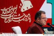 محمود گبرلو در پانزدهمین جشنواره بین المللی فیلم مقاومت