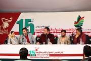 نشست فیلم «ساحل امن» در جشنواره مقاومت