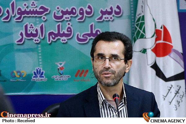 سید مرتضی حسینی دبیر جشنواره ملی هنرمندان شاهد و ایثارگر