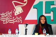 سلما مصری در پانزدهمین جشنواره بین المللی فیلم مقاومت