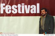 ابراهیم اصغری در پانزدهمین جشنواره بین المللی فیلم مقاومت