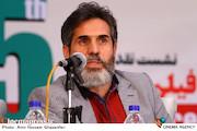 سیروس اسنقی در پانزدهمین جشنواره بین المللی فیلم مقاومت