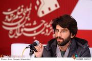 ابراهیم امینی در پانزدهمین جشنواره بین المللی فیلم مقاومت