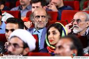 کریم اکبری مبارکه در اختتامیه شانزدهمین جشنواره سراسری تئاتر مقاومت