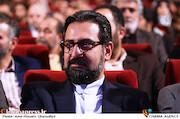 محمدمجتبی حسینی در اختتامیه شانزدهمین جشنواره سراسری تئاتر مقاومت