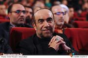 ناصر شفق در اختتامیه شانزدهمین جشنواره سراسری تئاتر مقاومت